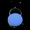 Полировальный круг Scholl голубой средней-грубой жесткости 145мм