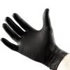 Нитриловые перчатки универсальные Waxshop Blackskin